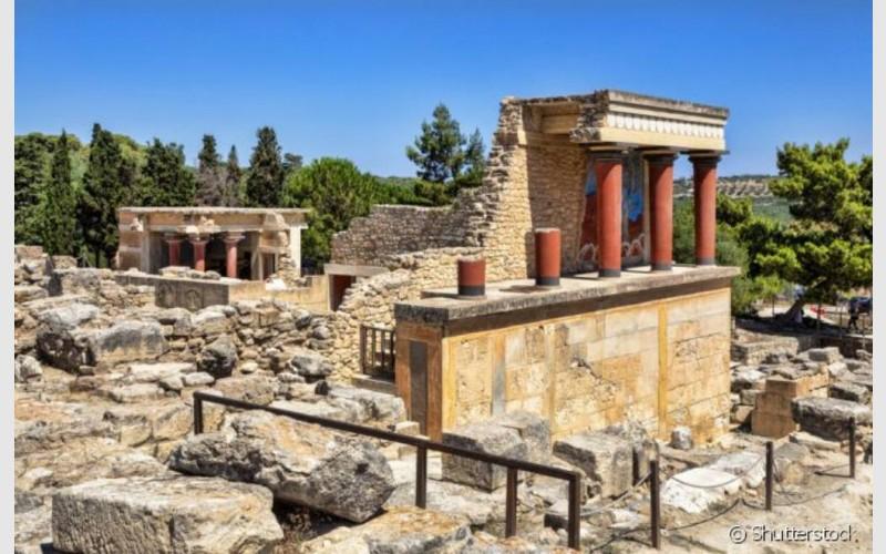 Creta: A Maior Ilha Grega!